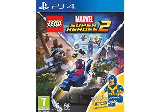 Игра для игровой консоли PlayStation 4, LEGO Marvel Super Heroes 2 (PS4), фото 2