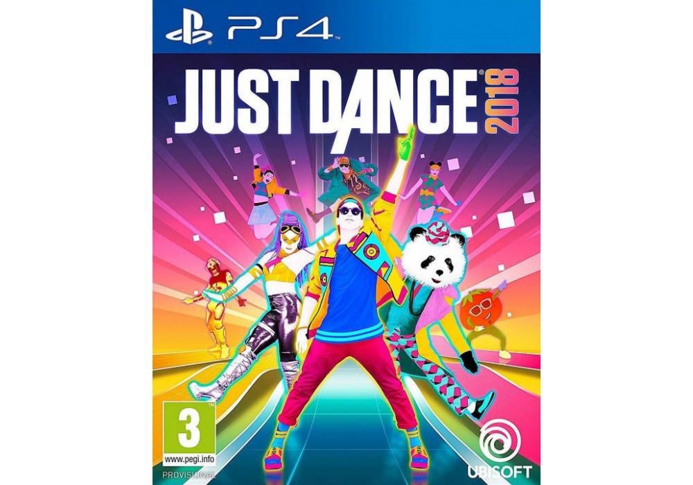 Игра для игровой консоли PlayStation 4, Just Dance 2018