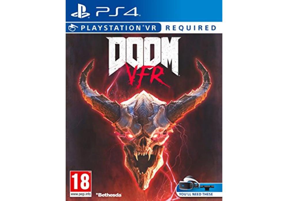 Игра для игровой консоли PlayStation 4, DOOM VR (RUS)
