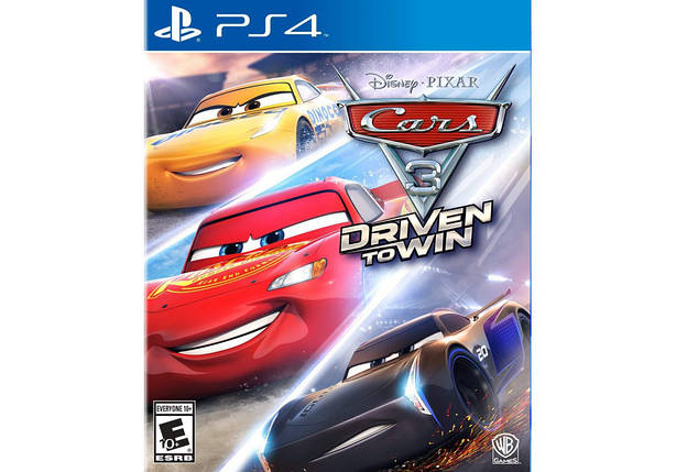 Игра для игровой консоли PlayStation 4, Cars 3: Driven to Win (PS4), фото 2