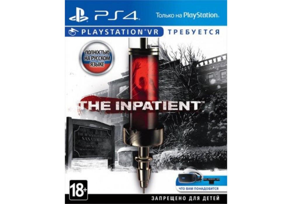 Игра для игровой консоли PlayStation 4, The Inpatient (RUS)