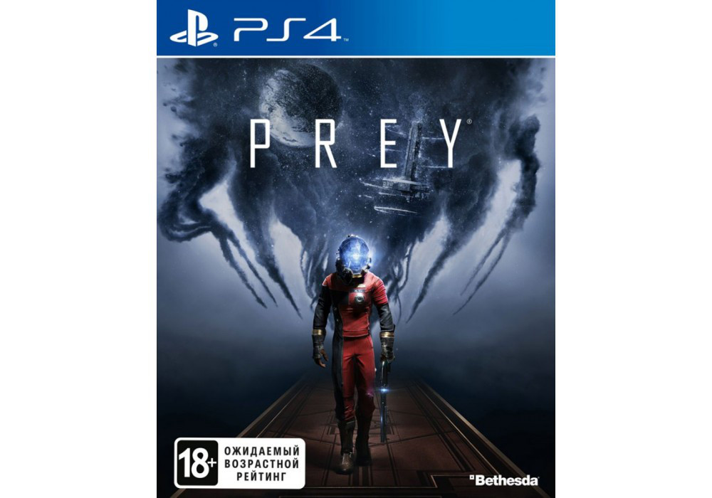 Игра для игровой консоли PlayStation 4, Prey (2017)