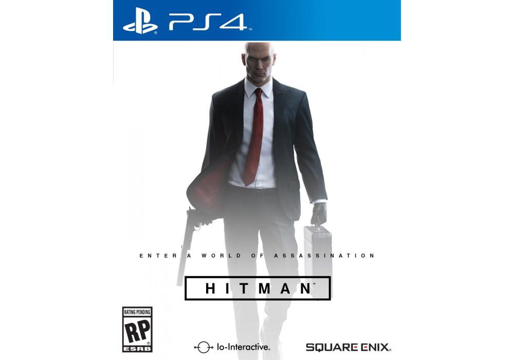Игра для игровой консоли PlayStation 4, Hitman