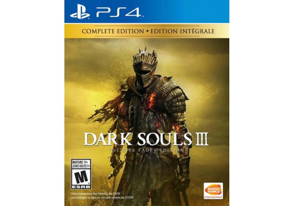 Игра для игровой консоли PlayStation 4, Dark Souls III Game of the Year Edition