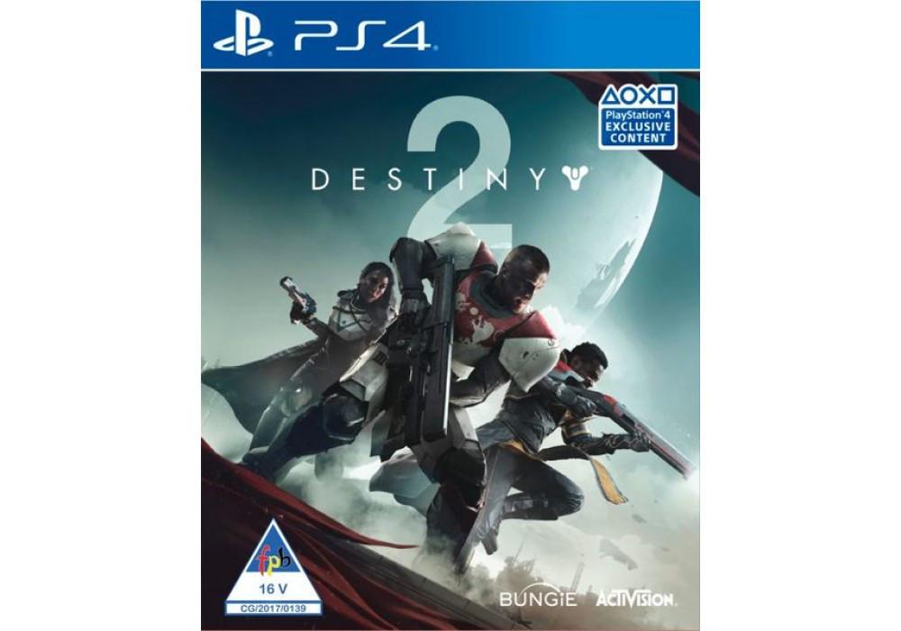 Игра для игровой консоли PlayStation 4, Destiny 2 (Rus)