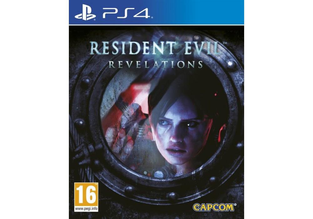 Игра для игровой консоли PlayStation 4, Resident Evil: Revelations