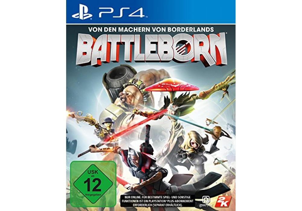 Игра для игровой консоли PlayStation 4, Battleborn (Русские субтитры)