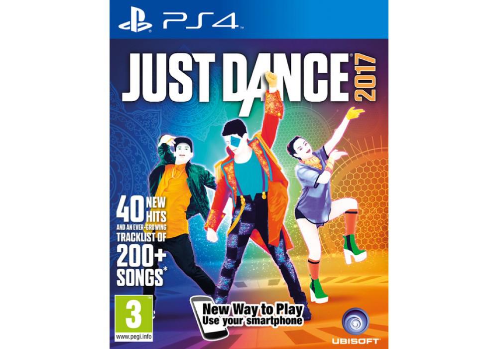 Игра для игровой консоли PlayStation 4, Just Dance 2017