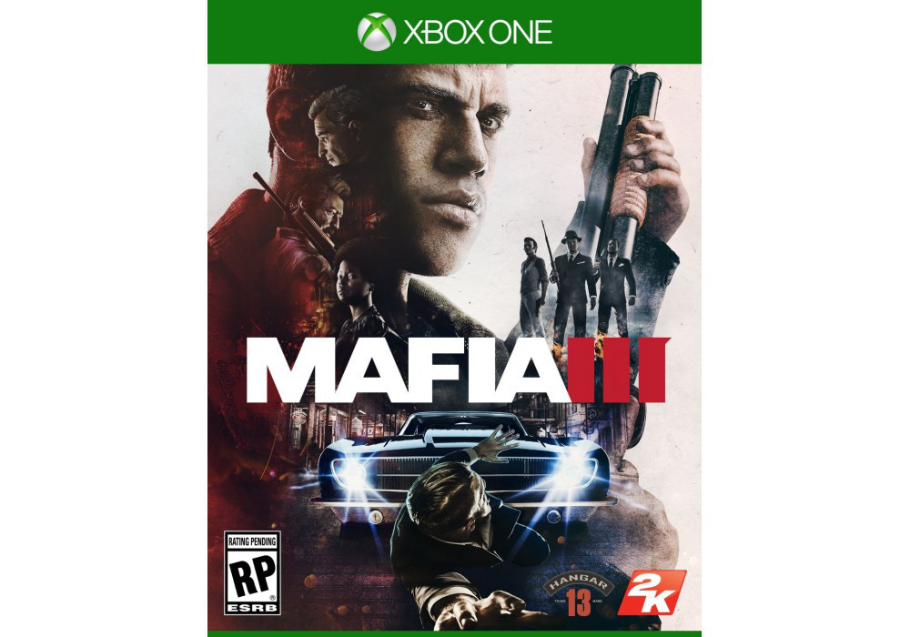 Игра для игровой консоли PlayStation 4, MAFIA III