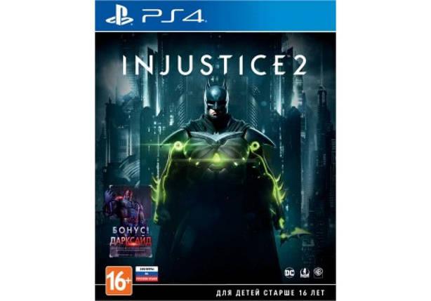Игра для игровой консоли PlayStation 4, Injustice 2: Day One Edition, фото 2