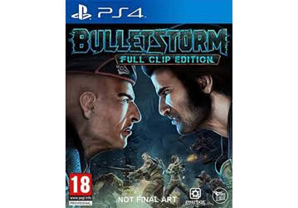Игра для игровой консоли PlayStation 4, Bulletstorm: Full Clip Edition (Русские субтитры), фото 2