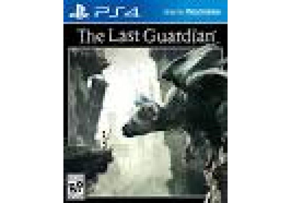 Игра для игровой консоли PlayStation 4, The Last Guardian (PS4)