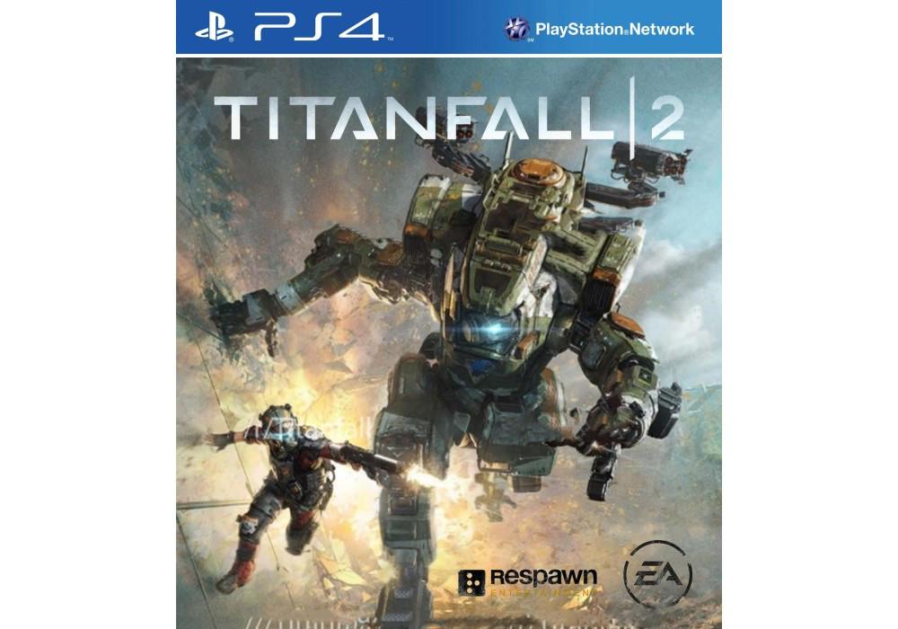 Игра для игровой консоли PlayStation 4, Titanfall 2 (PS4, RUS)
