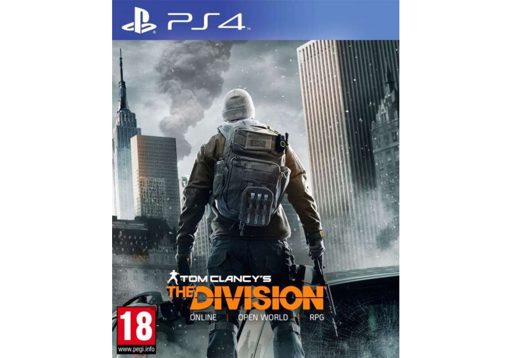 Гра для ігрової консолі PlayStation 4, Tom clancy's The Division