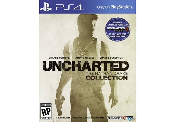 Игра для игровой консоли PlayStation 4, Uncharted: The Nathan Drake Collection, фото 2