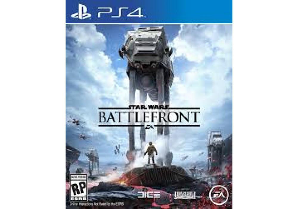 Игра для игровой консоли PlayStation 4, Star Wars: Battlefront