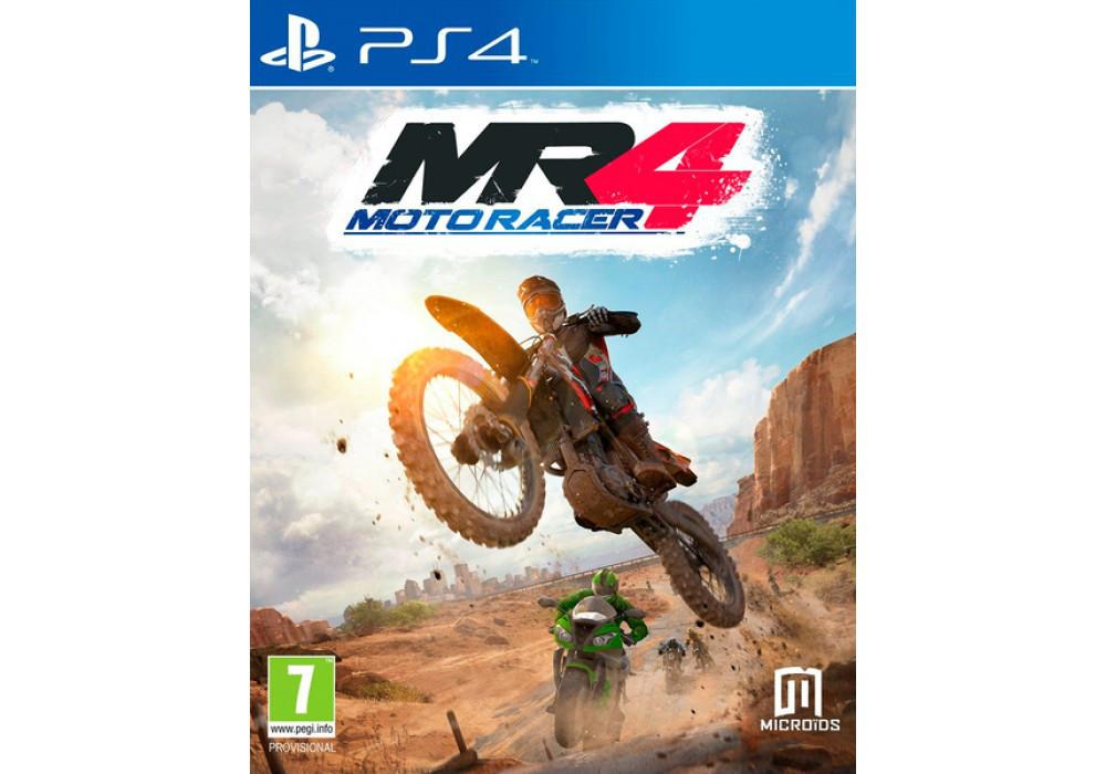 Игра для игровой консоли PlayStation 4, Moto Racer 4 (PS4)