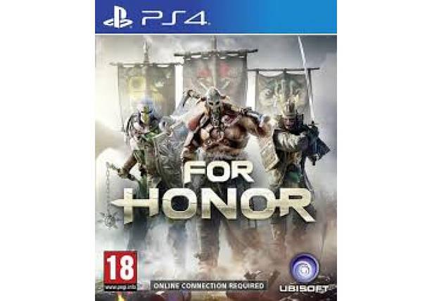 Игра для игровой консоли PlayStation 4, For Honor (англ. БУ), фото 2