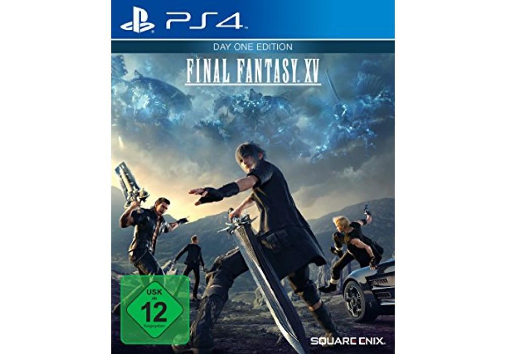 Игра для игровой консоли PlayStation 4, Final Fantasy XV- Day One Edition (Русские субтитры)