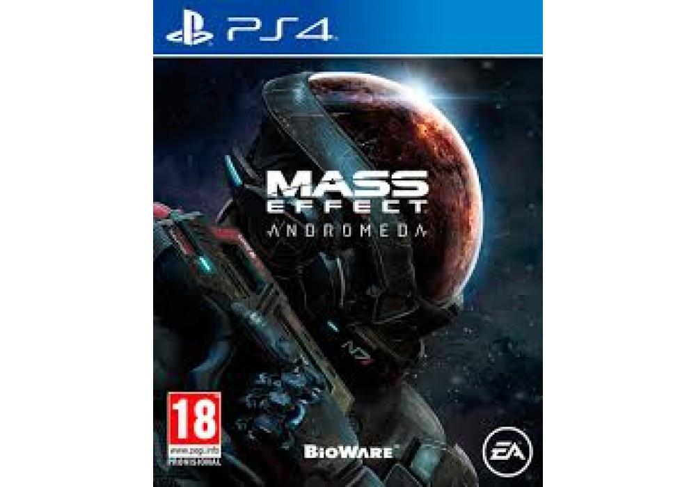 Игра для игровой консоли PlayStation 4, Mass Effect:Andromeda
