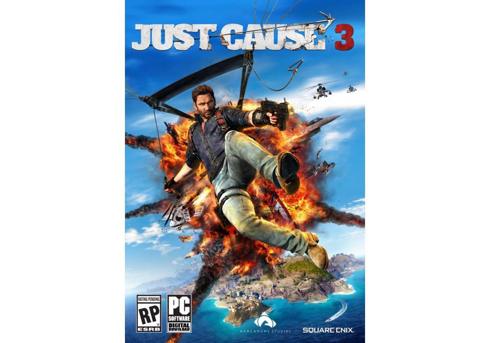 Гра для ігрової консолі PlayStation 4, Just Cause 3