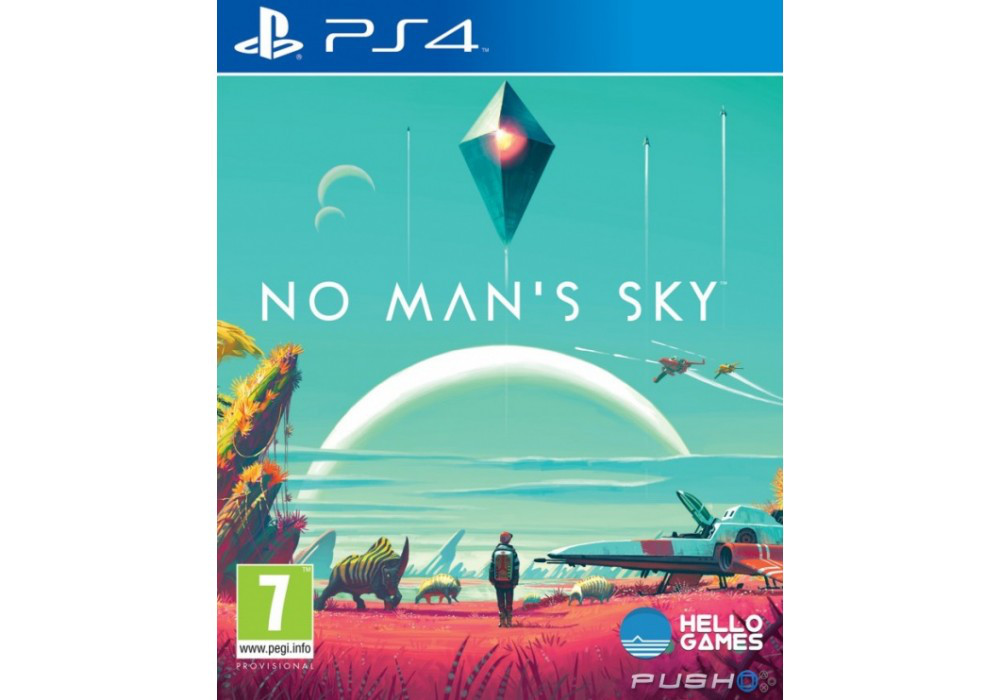 Игра для игровой консоли PlayStation 4, No Man's Sky