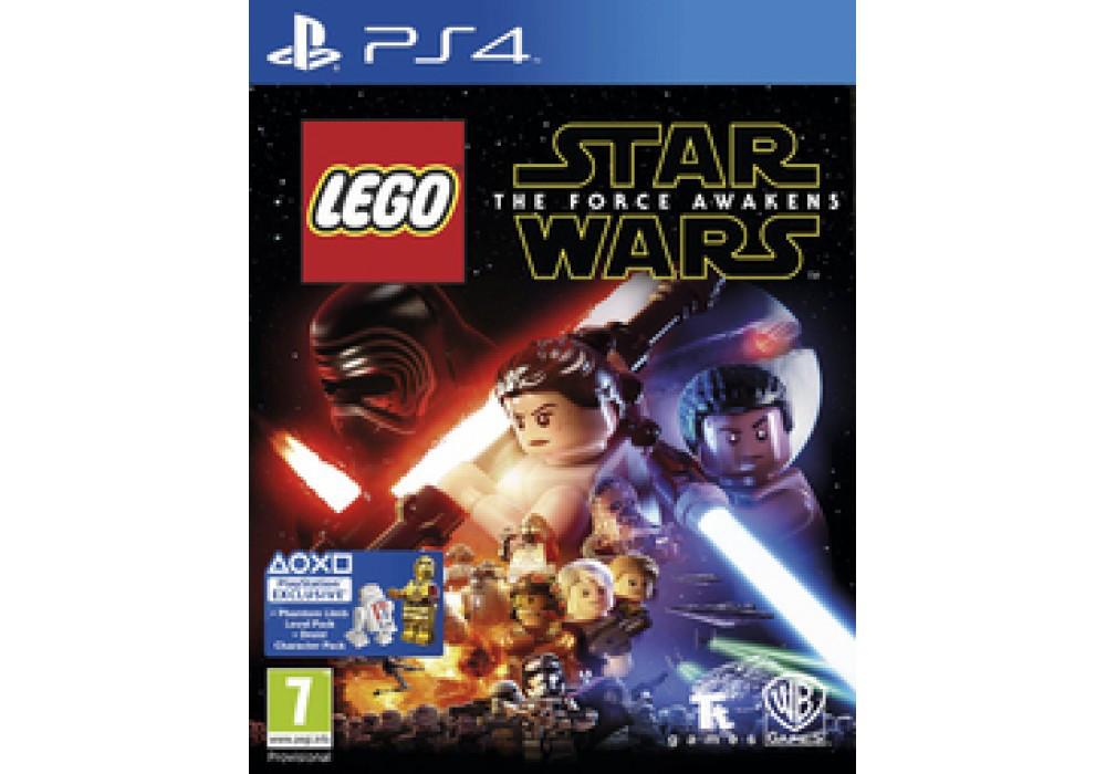 Игра для игровой консоли PlayStation 4, LEGO Star Wars: The Force Awakens