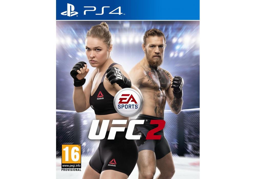 Игра для игровой консоли PlayStation 4, UFC 2