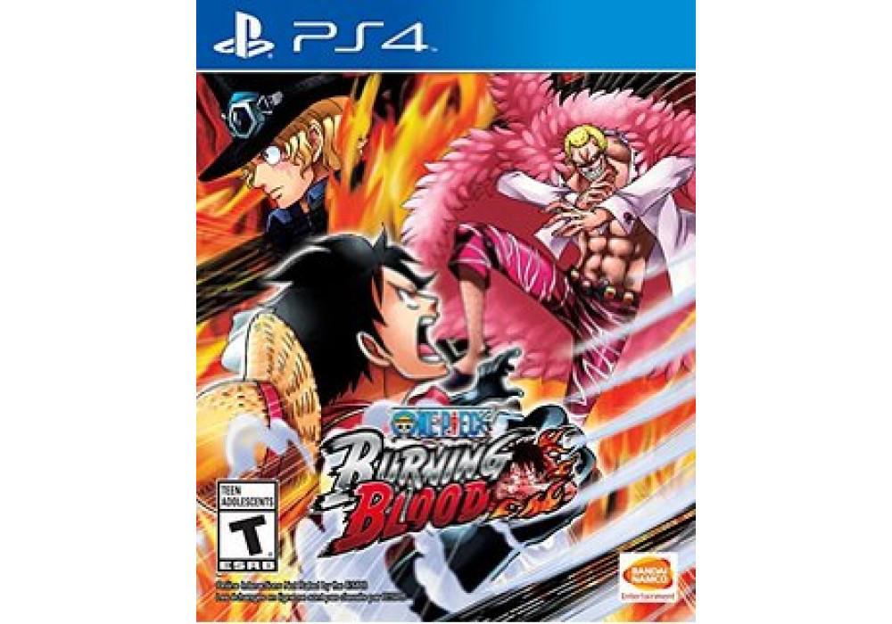 Игра для игровой консоли PlayStation 4, One Piece: Burning Blood