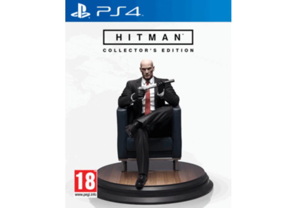 """Игра для игровой консоли PlayStation 4, Hitman Collector""""s Edition"""