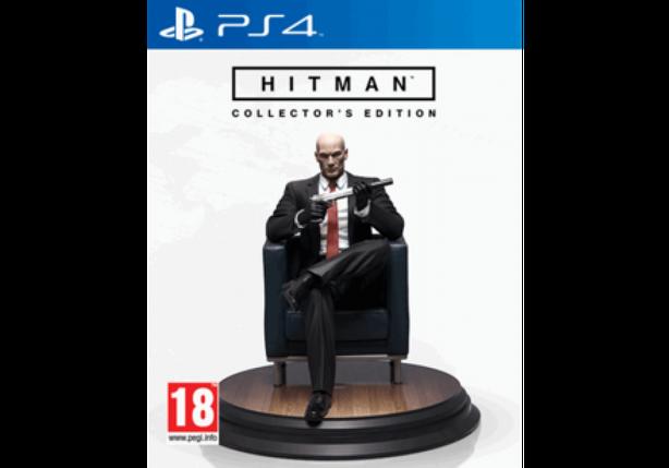 "Гра для ігрової консолі PlayStation 4, Hitman Collector""s Edition, фото 2"