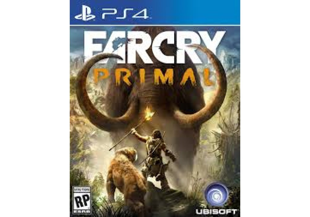 Игра для игровой консоли PlayStation 4, Far Cry Primal