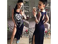Женское платье-туника Египет