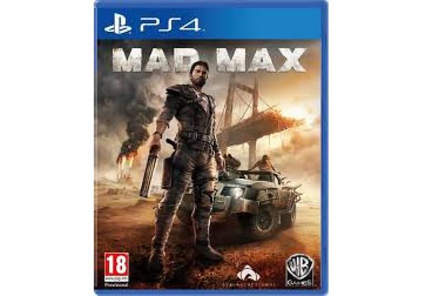 Гра для ігрової консолі PlayStation 4, Mad Max(Російські субтитри), фото 2
