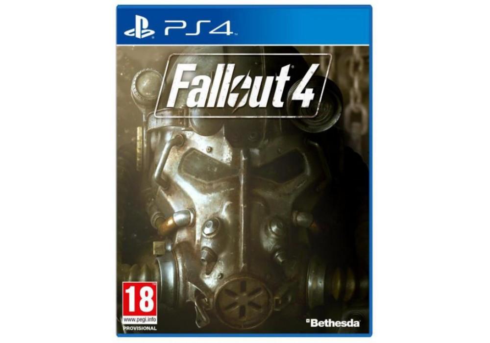 Игра для игровой консоли PlayStation 4, Fallout 4 (Game of the year, RUS)