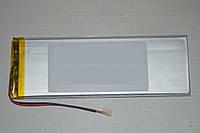Универсальный аккумулятор (АКБ, батарея) 3.7V 3500mAh (2.8*50*145mm), фото 1