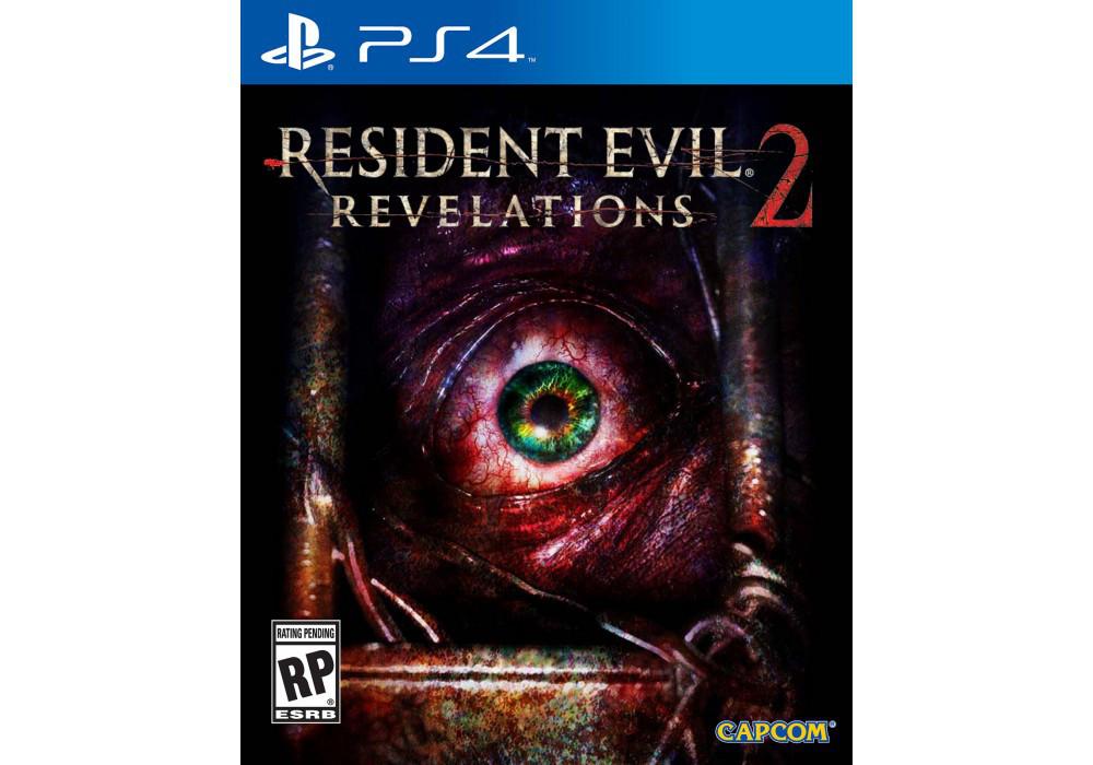 Игра для игровой консоли PlayStation 4, Resident Evil Revelation 2