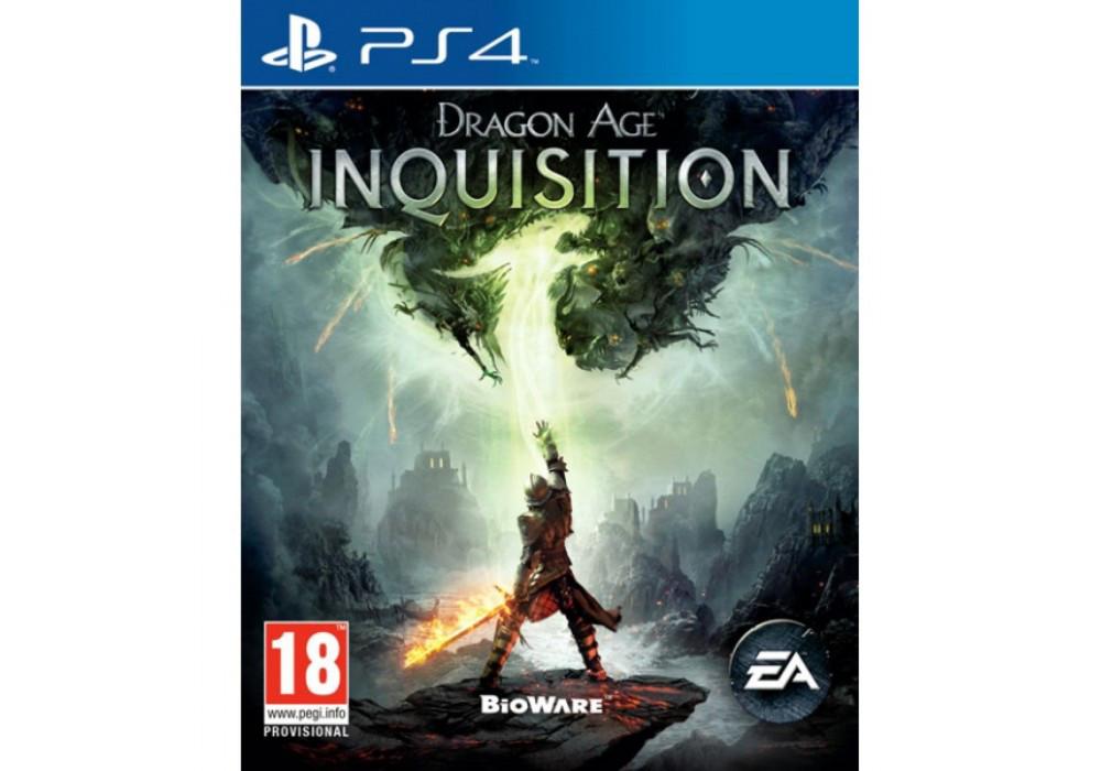 Игра для игровой консоли PlayStation 4, Dragon Age Inqisition (Русские субтитры)