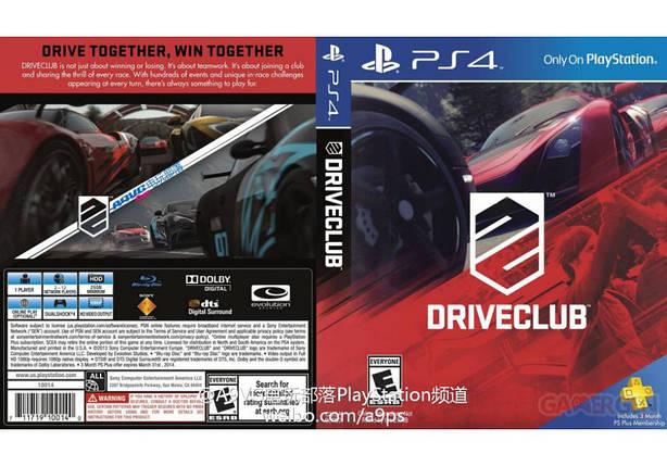 Игра для игровой консоли PlayStation 4, DriveClub (русская версия), фото 2