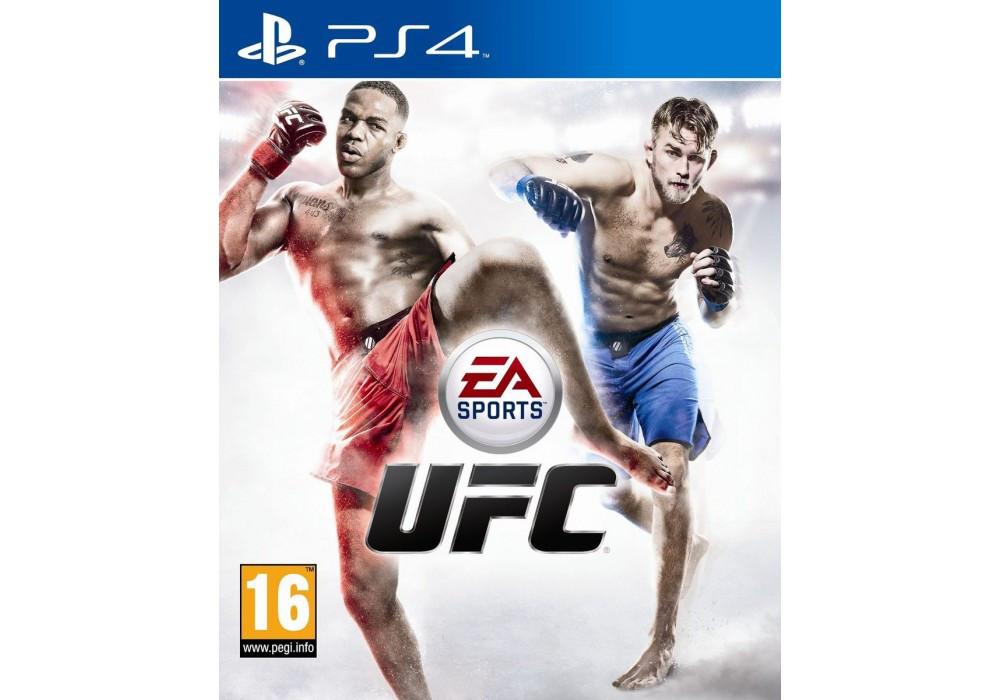 Игра для игровой консоли PlayStation 4, EA SPORTS UFC