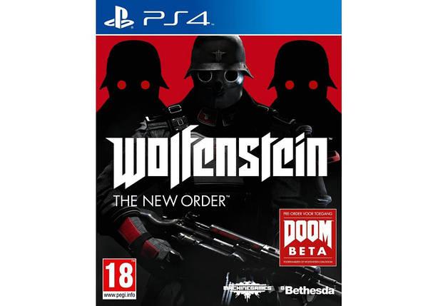 Игра для игровой консоли PlayStation 4, Wolfenstein: The New Order, фото 2