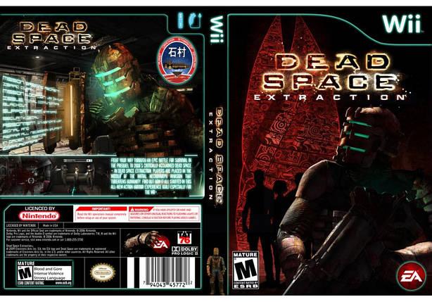 Игра для игровой консоли Nintendo Wii (PAL), Dead Space Extraction, фото 2