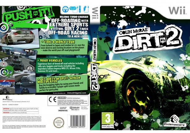 Игра для игровой консоли Nintendo Wii (PAL), Colin McRae: DiRT 2, фото 2
