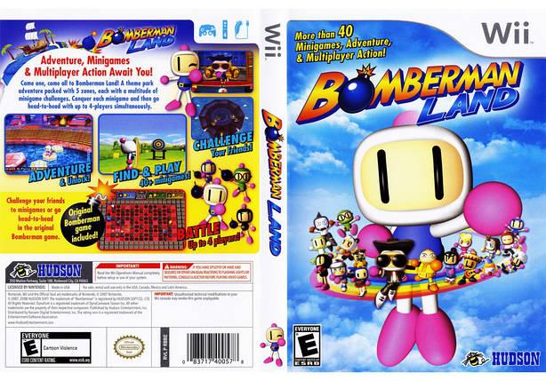 Игра для игровой консоли Nintendo Wii (PAL), Bomberman Land, фото 2