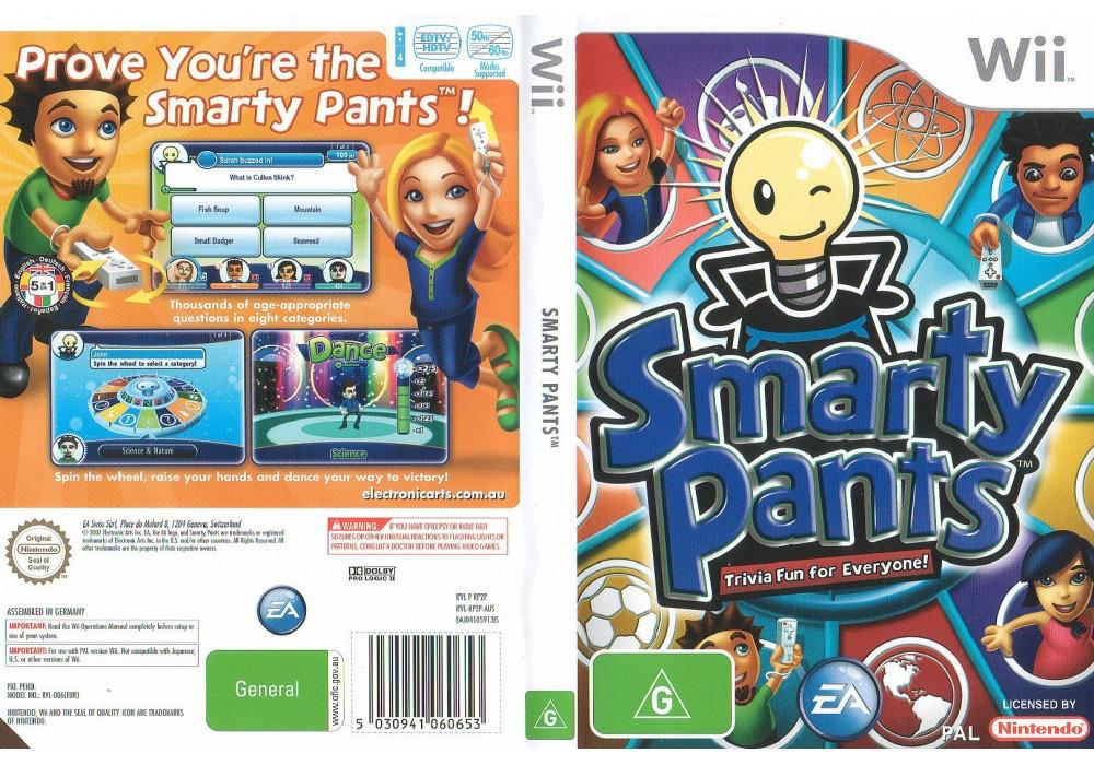 Игра для игровой консоли Nintendo Wii (PAL), Smarty Pants
