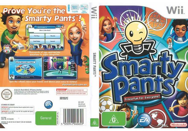 Игра для игровой консоли Nintendo Wii (PAL), Smarty Pants, фото 2