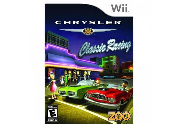 Игра для игровой консоли Nintendo Wii (PAL), Chrysler classic racing, фото 2