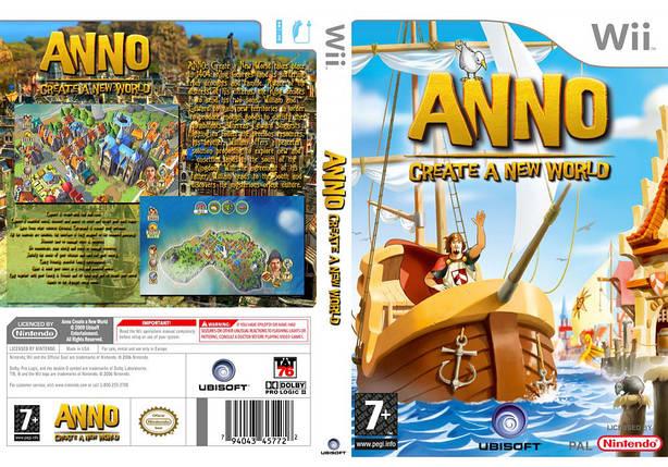 Игра для игровой консоли Nintendo Wii (PAL), Anno: Create a New World, фото 2