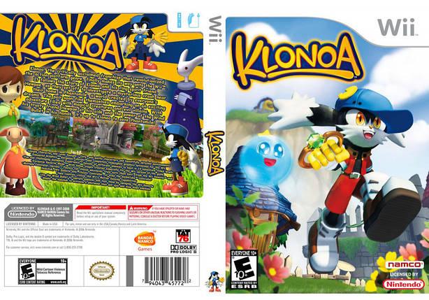 Игра для игровой консоли Nintendo Wii (PAL), Klonoa, фото 2