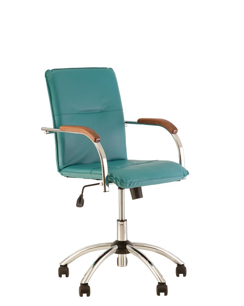Кресло Samba GTP иск. кожа V-20 (Новый стиль ТМ)